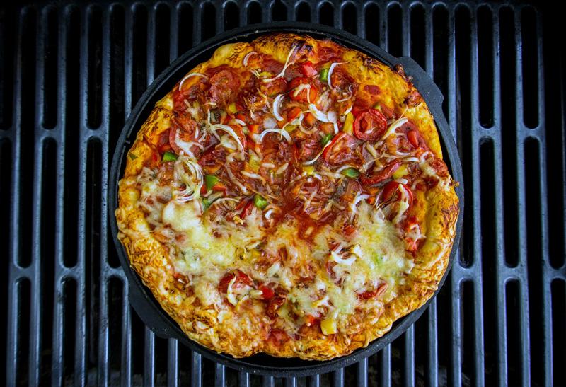Horno para pizza barato