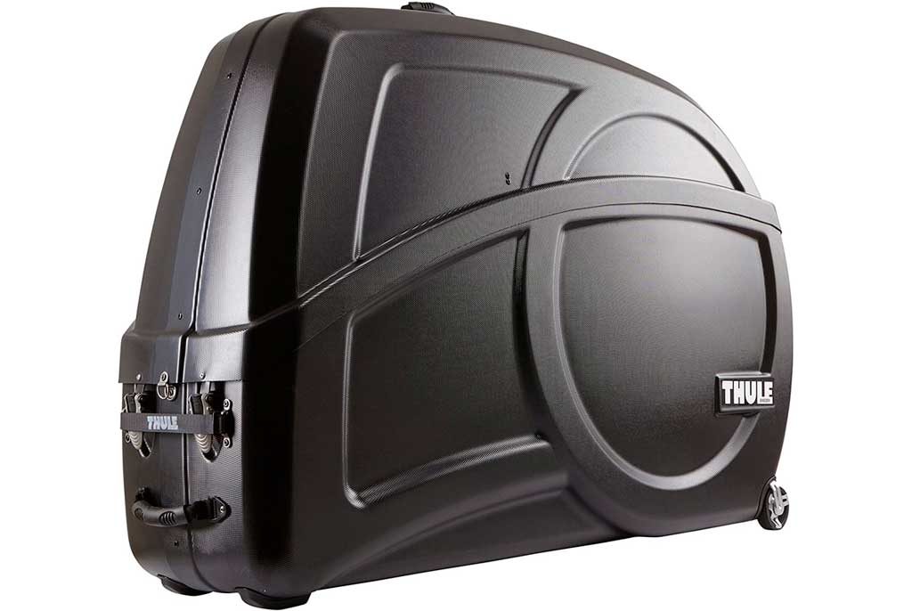 maleta grande para bicicleta thule